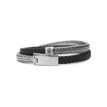 344BLK Armband Shiva
