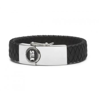 811BLK Armband Leather